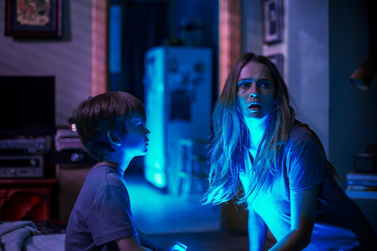 """""""Cuando las luces se apagan"""" fue el estreno más visto en su día de arranque."""