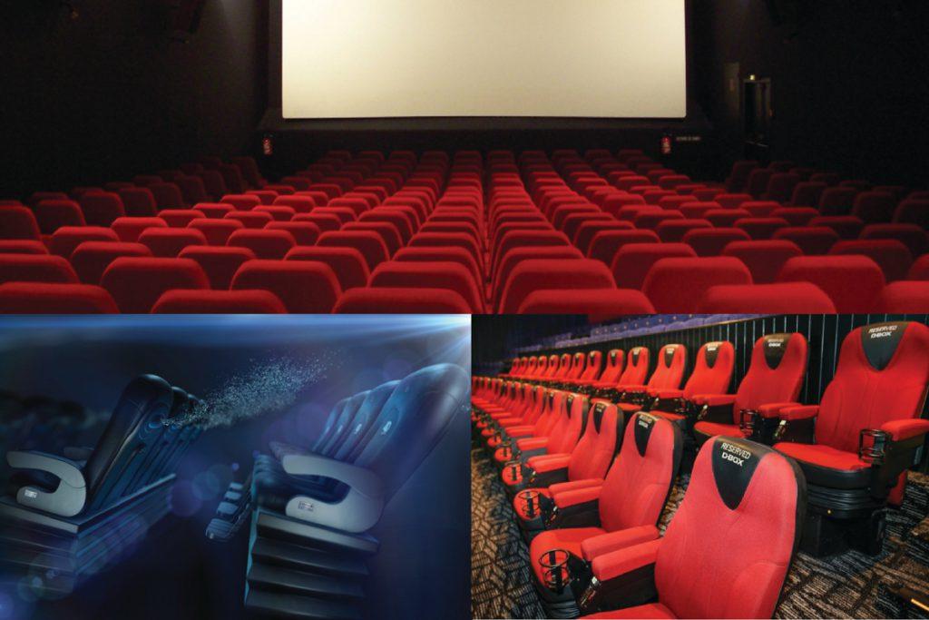 Especial Primer semestre 2016: nuevas salas de cine y tecnologías