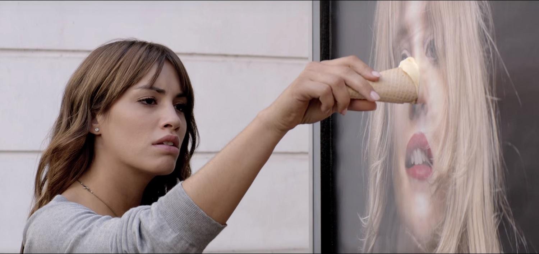 """Este es el primer protagónico en cine de Lali Espósito, tras un rol de reparto en """"La pelea de mi vida""""."""