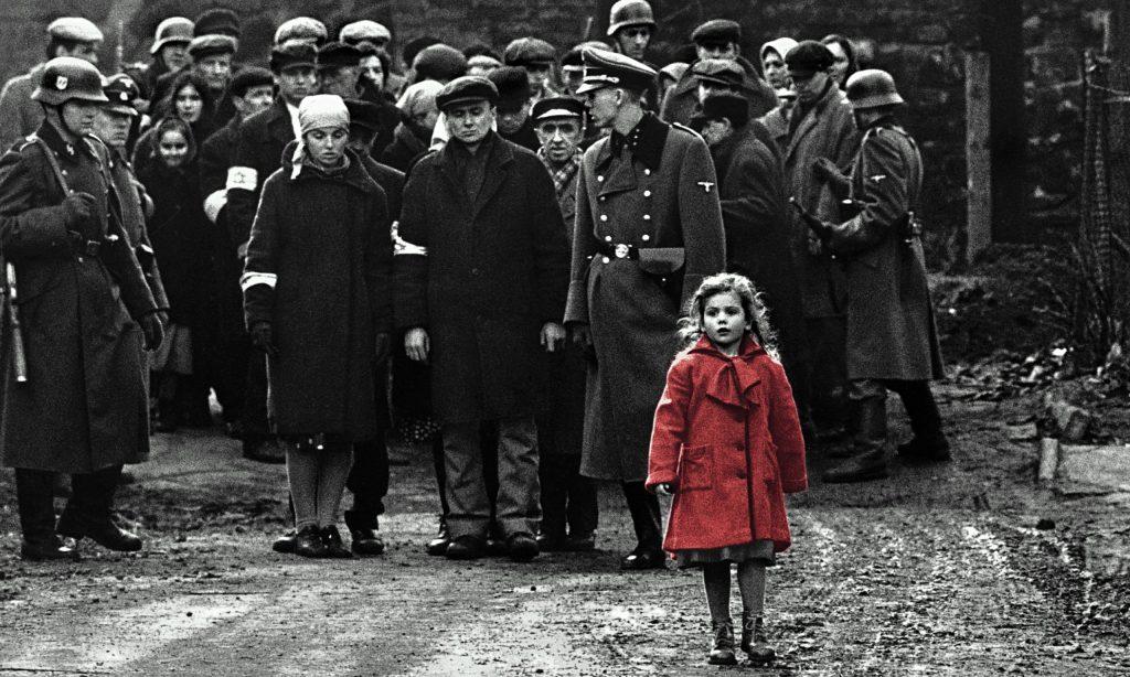 """La lista de Schindler""."