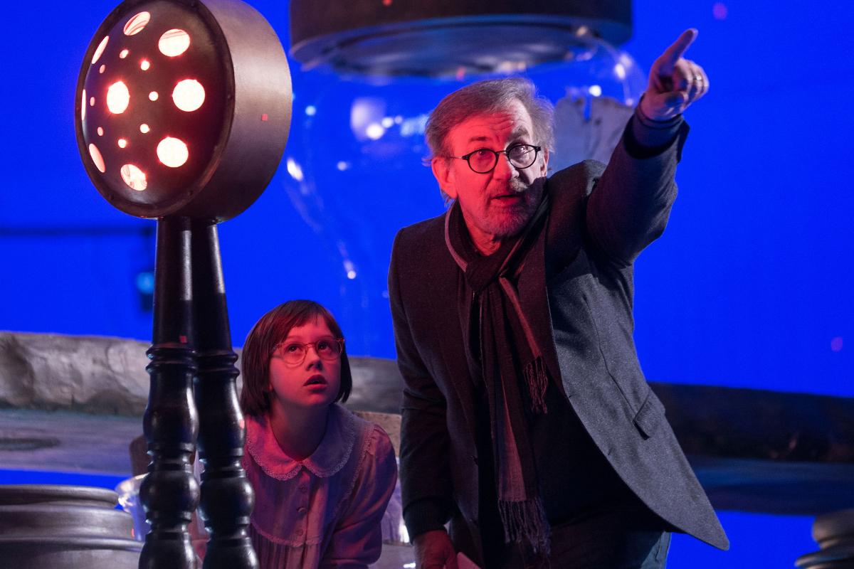 """""""El buen amigo gigante"""": Filmografía de Steven Spielberg"""