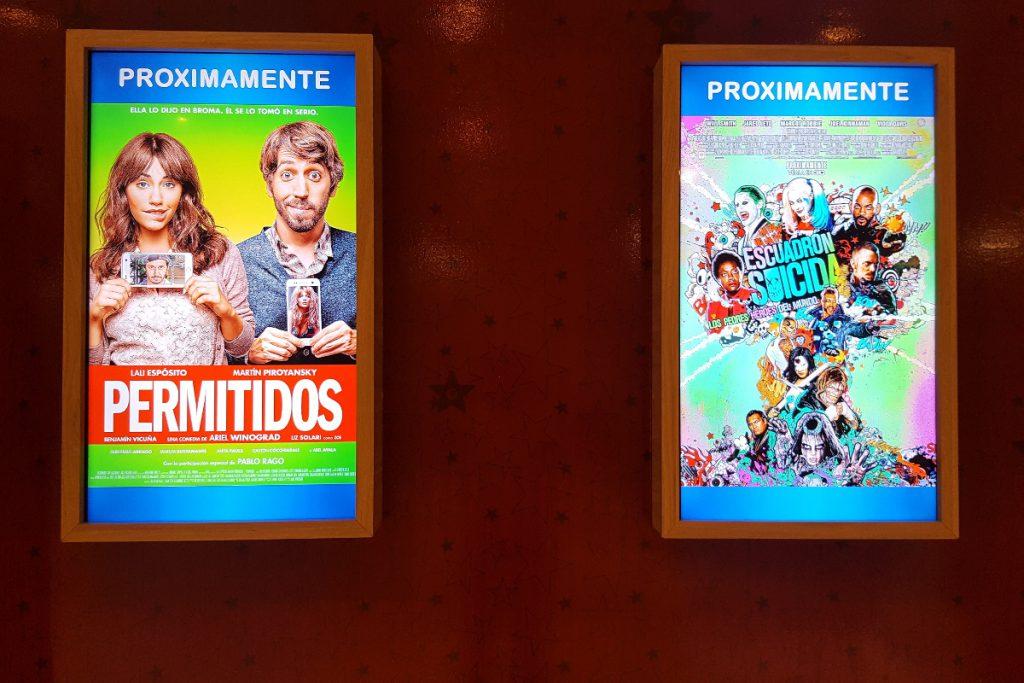 Samsung: Pantallas Smart Signage para cines