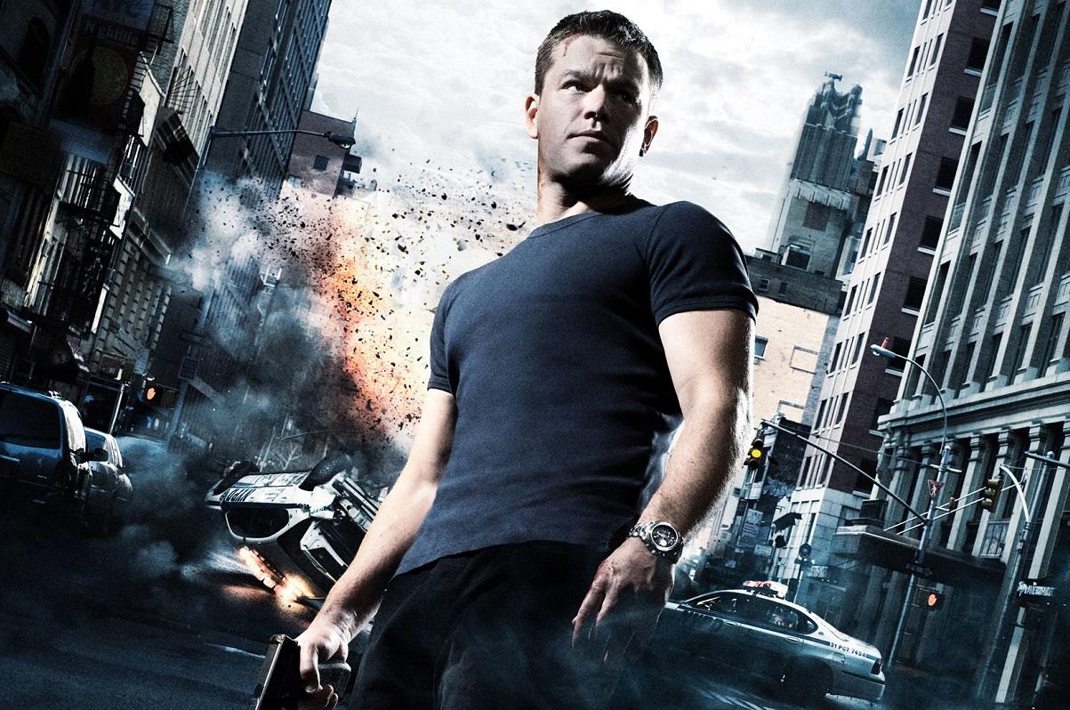 """""""Bourne: el ultimátum"""" fue la entrega más celebrada de la saga."""