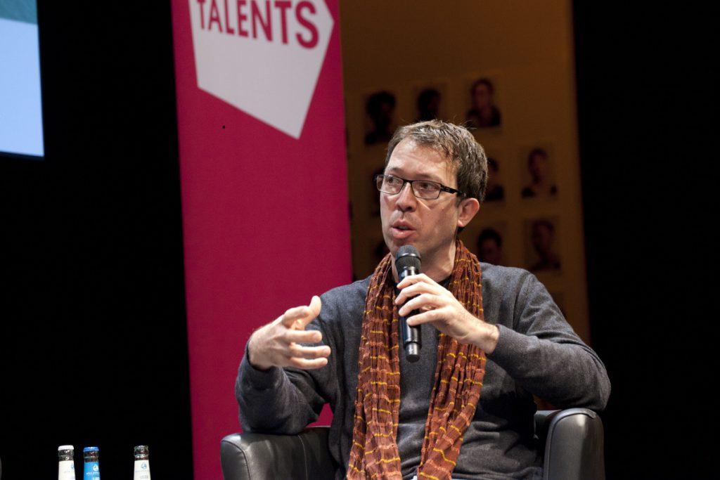 El director Marcelo Martinessi.