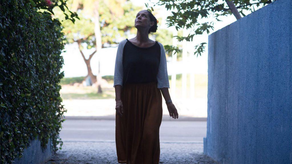 "Sonia Braga en ""Aquarius""."