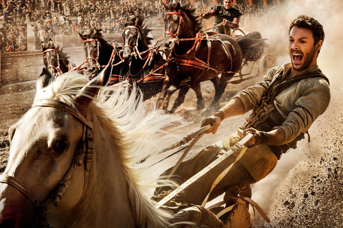 Ben-Hur: símbolo del cine épico