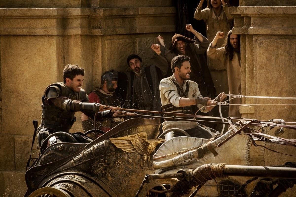 """""""Ben-Hur"""" fue el estreno más visto en su día de arranque"""