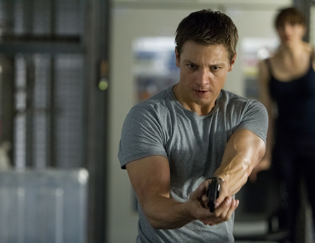 Jeremy Renner no funcionó como el reemplazo de Bourne en 2012