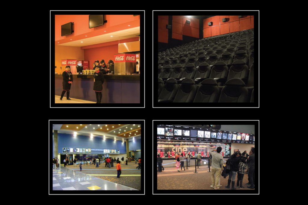 Llegó Cine Center a Tarija