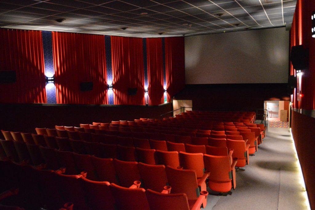 Se renovó el Complejo Cinemacenter Resistencia