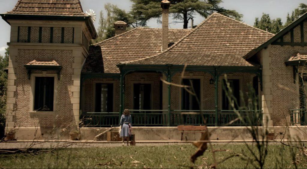 La película se filmó en locación en la localidad de Luján.