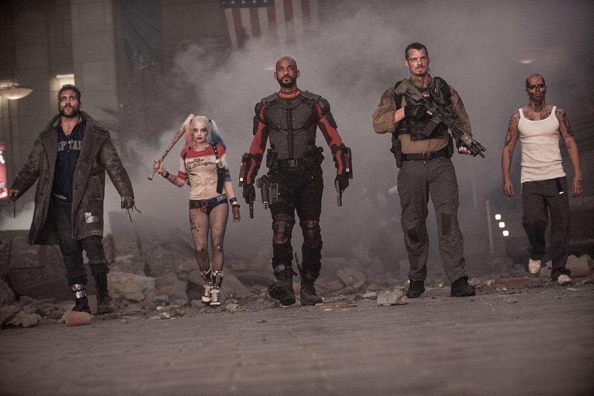 """""""Escuadrón suicida"""" fue la película más vista en su primera semana en salas"""