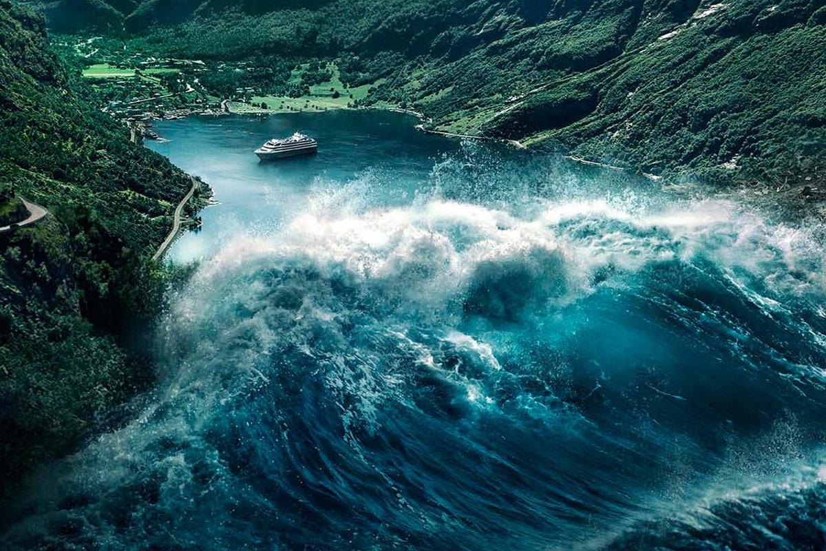 """Bolivia: """"La ultima ola"""" fue el estreno más visto en su primer día"""