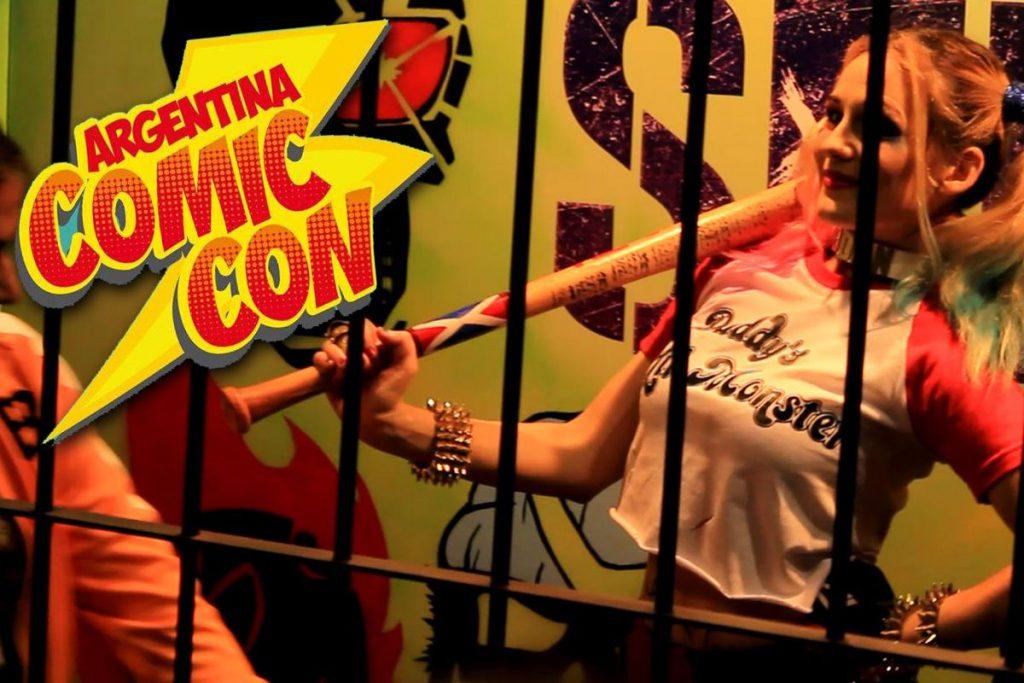 Cinemark y Hoyts serán sponsors de Comic-con Argentina