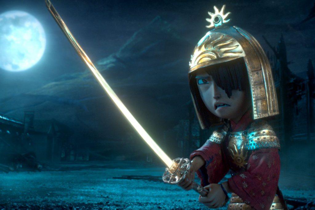 """""""Kubo y la búsqueda del samurai"""": la nueva producción del estudio Laika"""