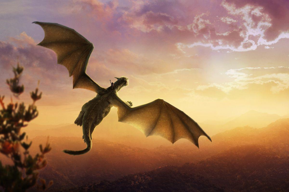 """""""Mi amigo el dragón"""" fue el estreno más visto en su primera semana en salas paraguayas"""