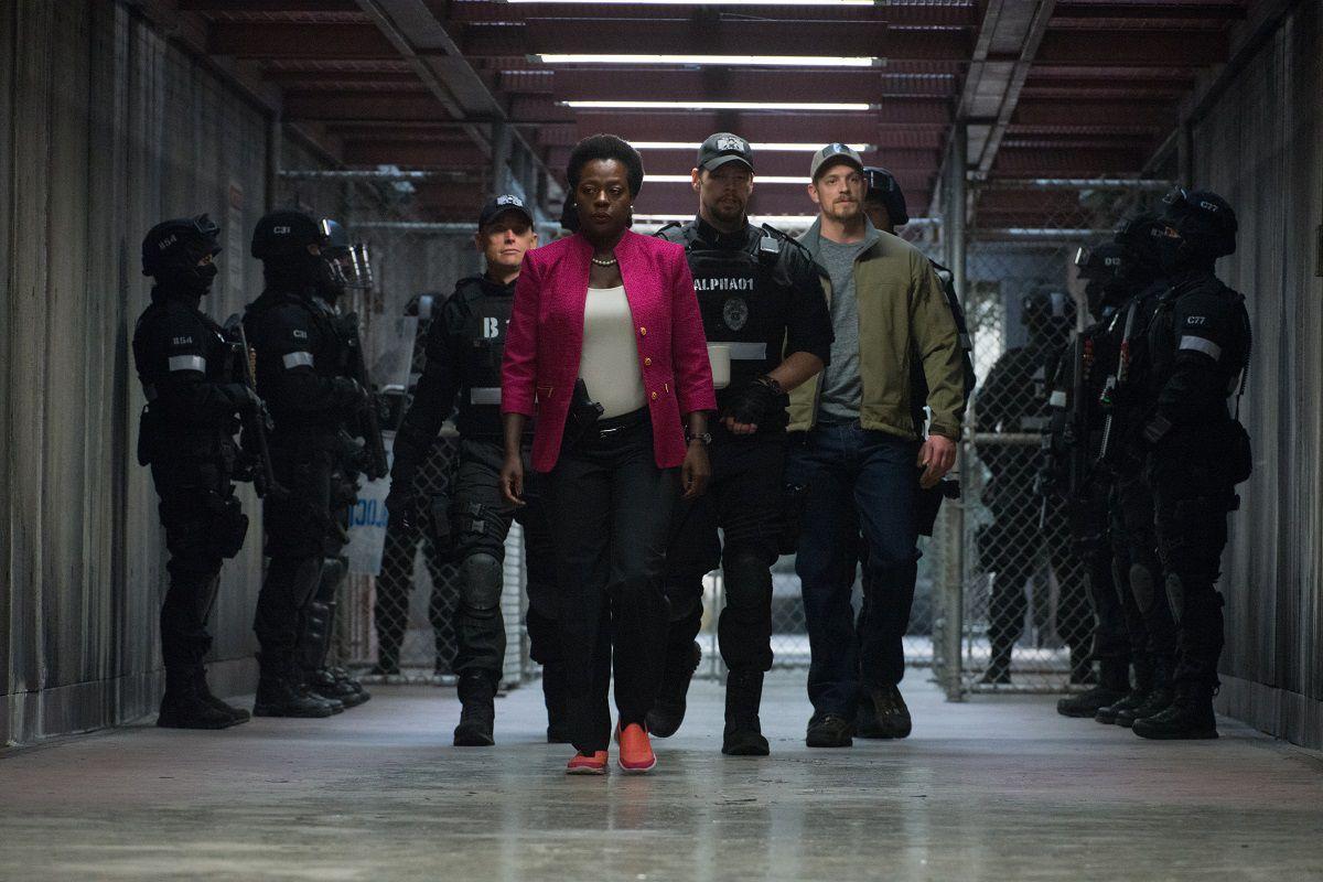 """Argentina: """"Escuadrón suicida"""" fue el film más convocante durante el fin de semana"""