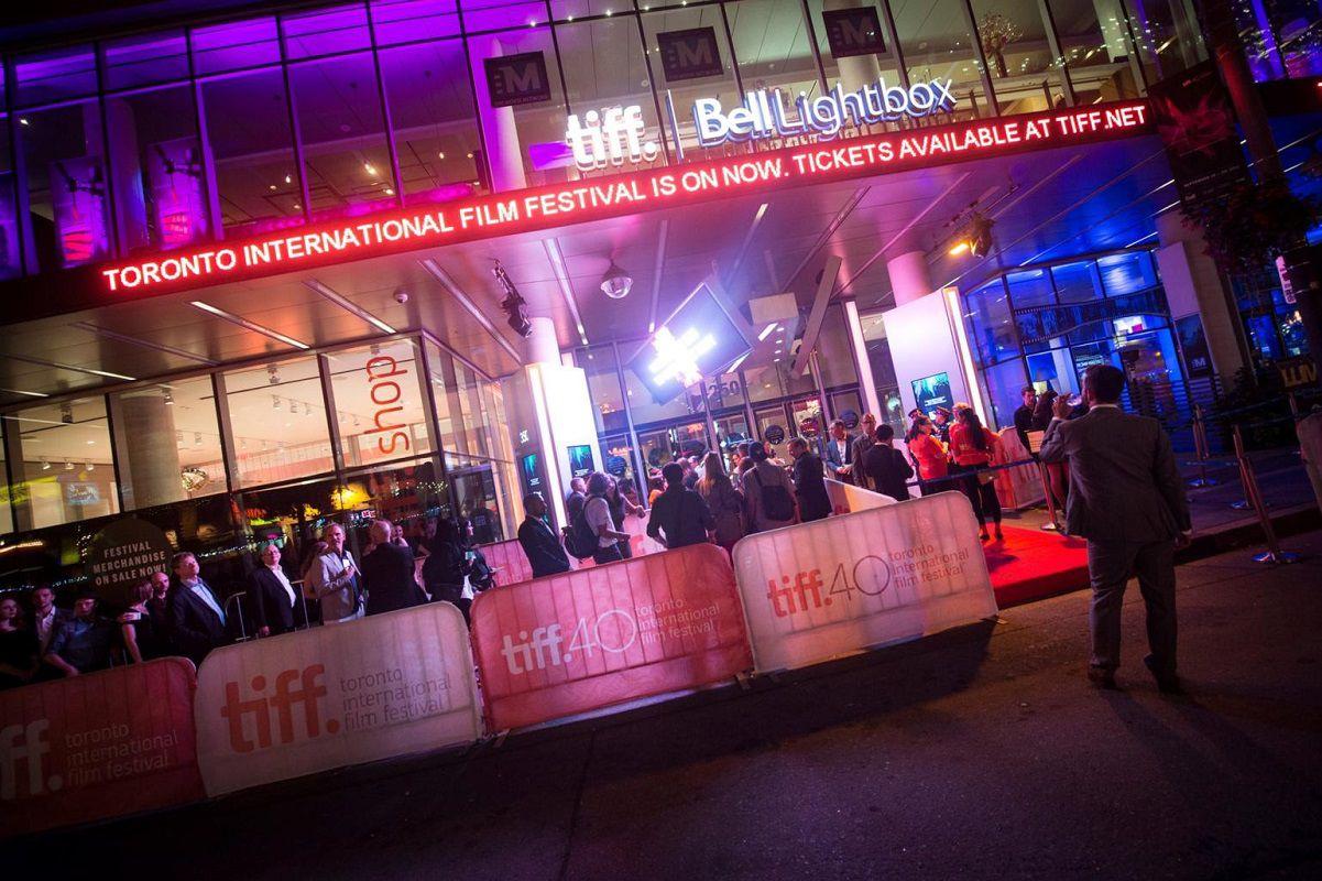 Christie: socio oficial de proyección del festival de cine de Toronto